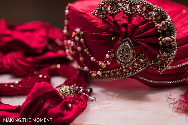 Groom Fashion in Cleveland, OH Indian Wedding by Making the Moment