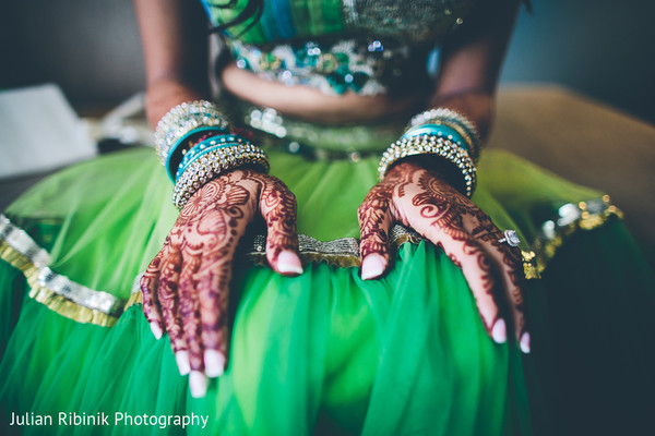 Getting Ready in Greenwich, CT Indian Wedding by Julian Ribinik Photography