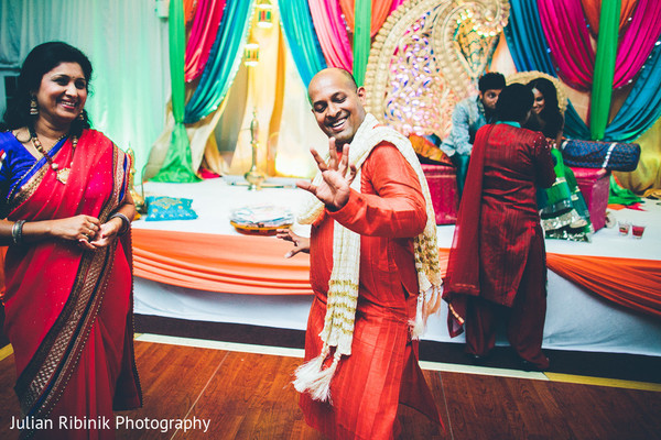 Pre-Wedding Celebration in Greenwich, CT Indian Wedding by Julian Ribinik Photography