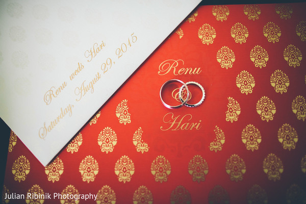 Bridal Jewelry & Stationery in Greenwich, CT Indian Wedding by Julian Ribinik Photography