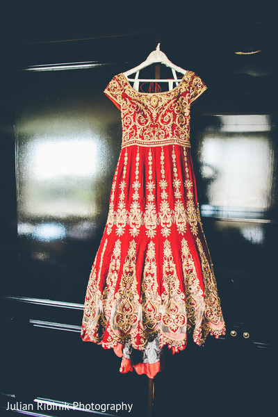 Bridal Fashion in Greenwich, CT Indian Wedding by Julian Ribinik Photography