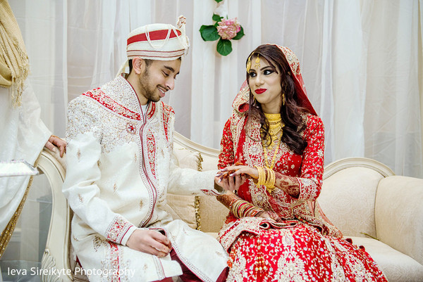 Nikkah in Teaneck, NJ South Asian Wedding by Ieva Sireikyte Photography