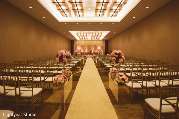 Venue in Jersey City, NJ Indian Wedding by Lightyear Studio
