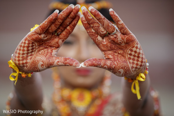 Mehndi in Joliet, IL Indian Wedding by WASIO Photography