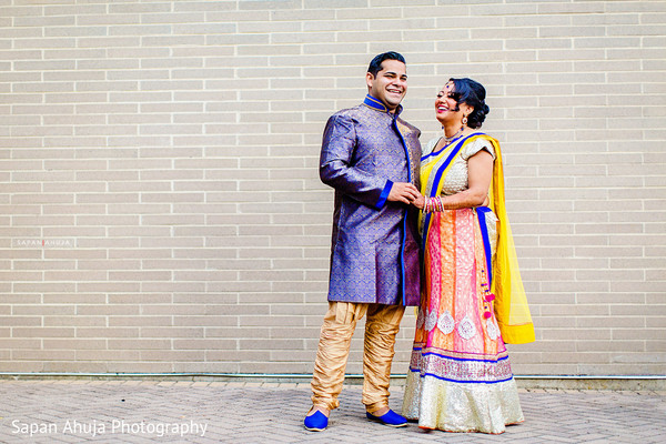 Pre-Wedding Portrait
