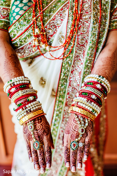 Mehndi in Chicago, IL Indian Wedding by Sapan Ahuja Photography