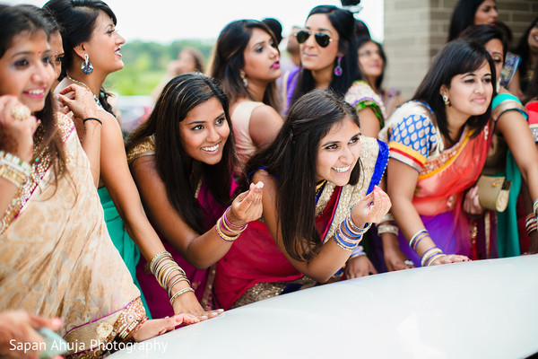 Ceremomy in Chicago, IL Indian Wedding by Sapan Ahuja Photography