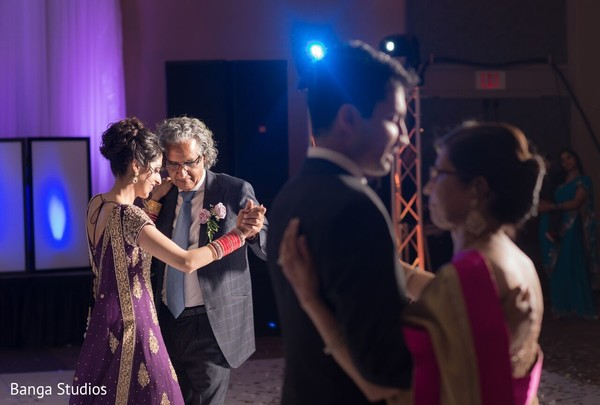 Reception in Winnipeg, Canada Sikh Wedding by Banga Studios