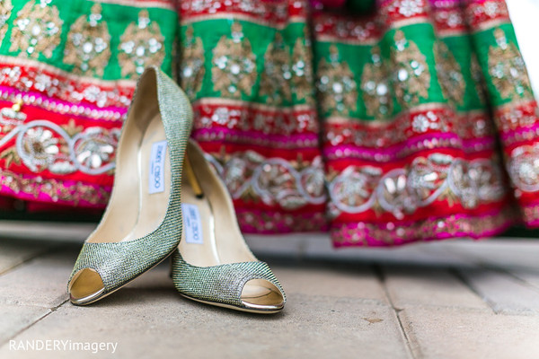 Shoes in Anaheim, CA Sikh Wedding by RANDERYimagery