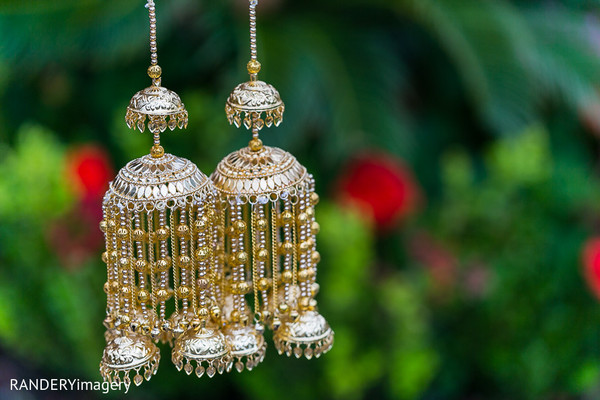 Bridal Jewelry in Anaheim, CA Sikh Wedding by RANDERYimagery