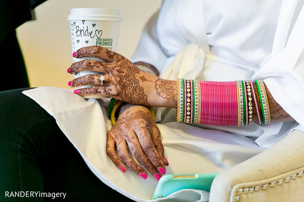 Getting Ready in Anaheim, CA Sikh Wedding by RANDERYimagery