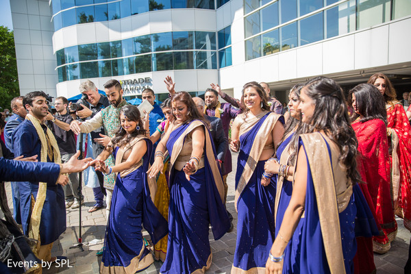 Baraat in Atlanta, GA  Indian Wedding by Events by SPL