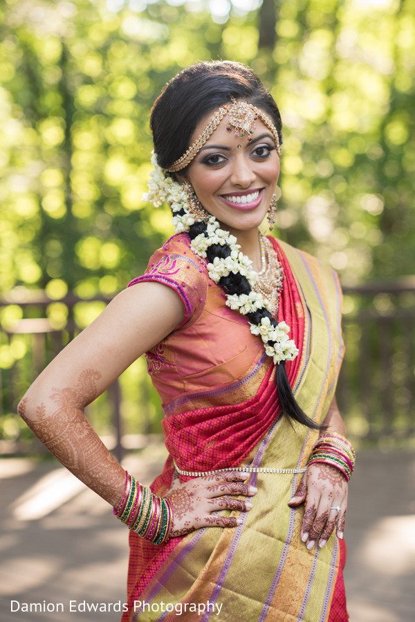 Magnificent Inspiration Photo Gallery Indian Weddings South Indian Bridal Hairstyles For Women Draintrainus