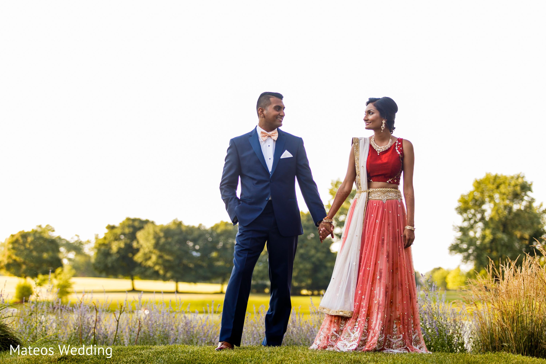 Chicago, IL Indian Wedding by Mateos Wedding   Maharani Weddings