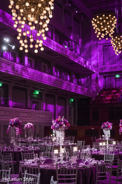 Floral & Decor in Nashville, TN Indian Wedding by McLellan Style