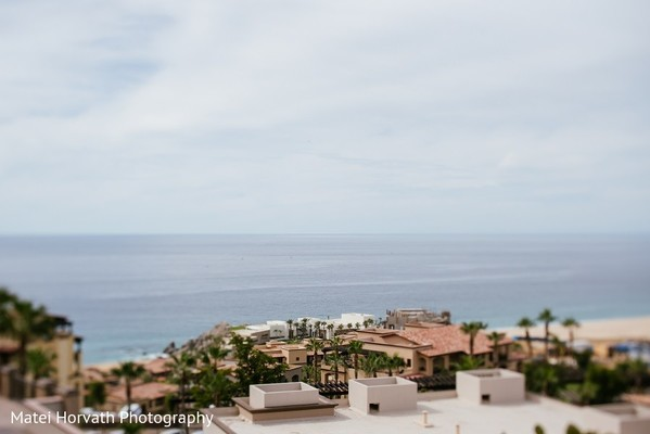 Venue in Cabo San Lucas, Mexico Indian Destination Wedding by Matei Horvath Photography