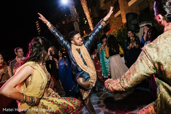 Pre-Wedding Celebration in Cabo San Lucas, Mexico Indian Destination Wedding by Matei Horvath Photography