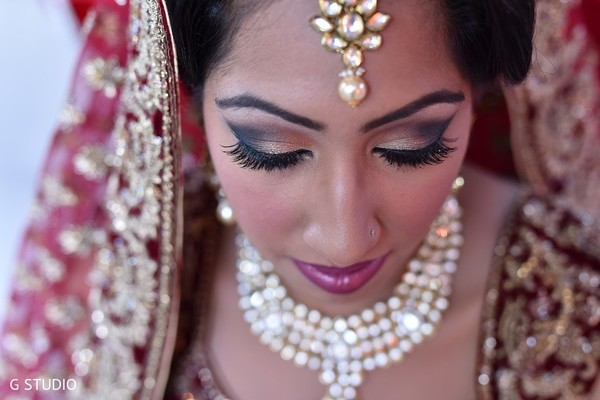 Makeup in Toronto, Canada Sikh Wedding by G Studio