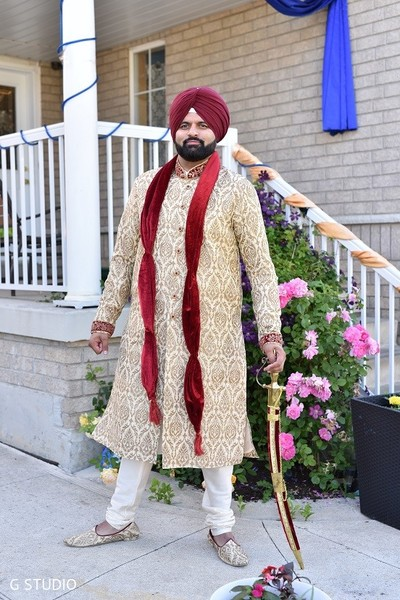 Photo in Toronto, Canada Sikh Wedding by G Studio