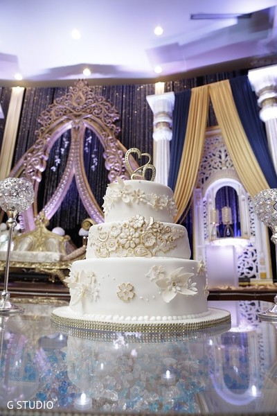 Cakes & Treats in Toronto, Canada Sikh Wedding by G Studio
