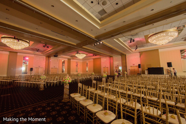 Venue in Cleveland, OH Indian Wedding by Making the Moment