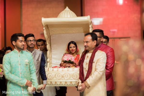 Ceremony in Cleveland, OH Indian Wedding by Making the Moment