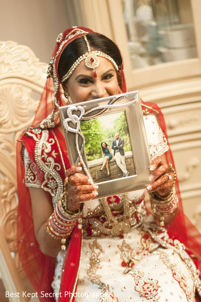Getting Ready in Ontario, Canada Indian Wedding by Best Kept Secret Photography