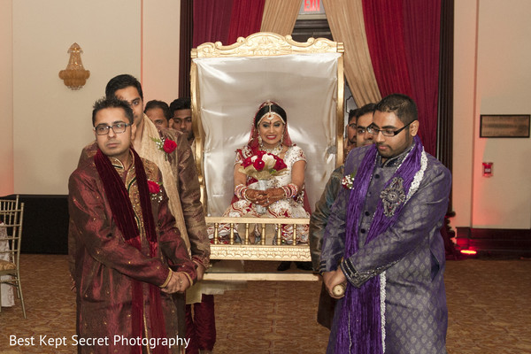 Ceremony in Ontario, Canada Indian Wedding by Best Kept Secret Photography