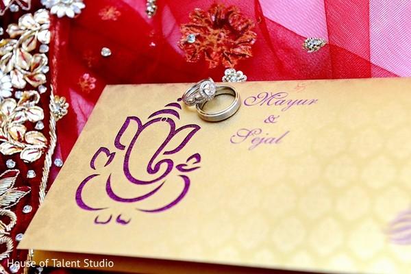 Wedding Invitation Wording India: Bridgewater, NJ Indian Wedding By House Of Talent Studio