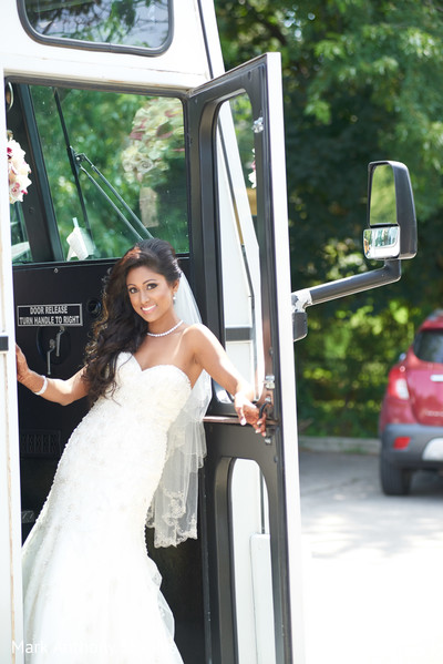 Bridal Portraits in Ontario, Canada Fusion Wedding by  Mark Anthony Studios