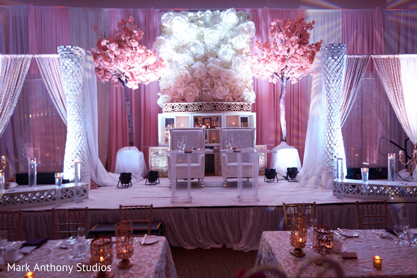 Sweetheart Stage in Ontario, Canada Fusion Wedding by  Mark Anthony Studios