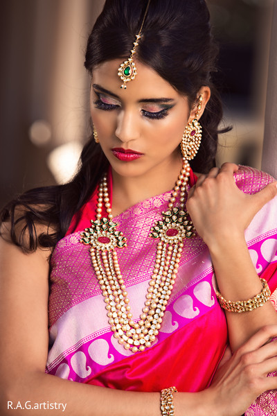 Bridal Jewelry in Maharani Style Spotlight!
