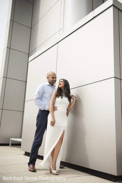 Engagement Portraits in Ontario, Canada Indian Wedding by Best Kept Secret Photography