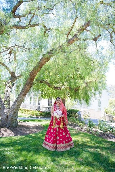 Bridal Portrait in Westlake Village, CA Sikh Wedding by Jim Kennedy Photographers