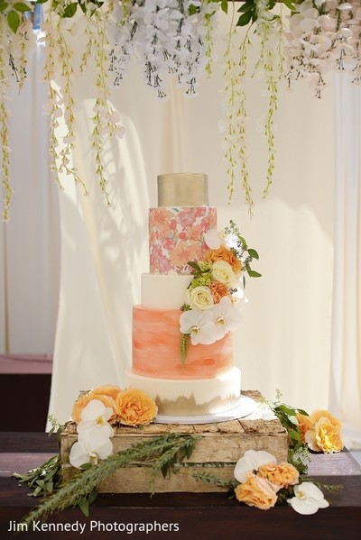 Cakes & Treats in Westlake Village, CA Sikh Wedding by Jim Kennedy Photographers