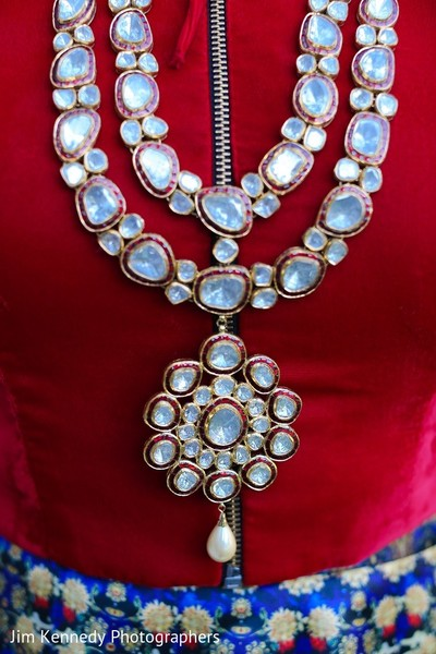 Bridal Jewelry in Westlake Village, CA Sikh Wedding by Jim Kennedy Photographers