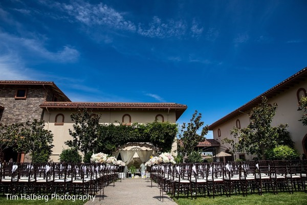 Venue in Pleasanton, CA Indian Wedding by Tim Halberg Photography