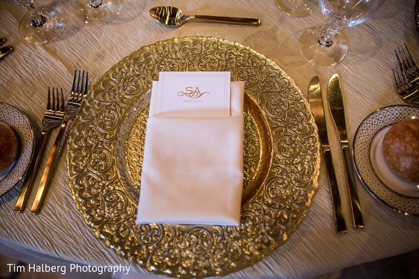 Floral & Decor in Pleasanton, CA Indian Wedding by Tim Halberg Photography