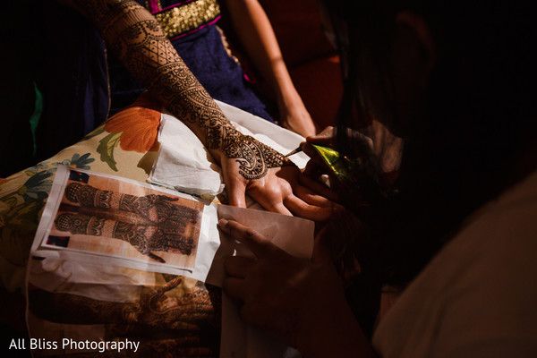 Pre-Wedding Celebration in Charlotte, NC Indian Wedding by All Bliss Photography