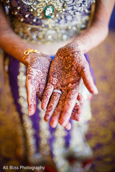 Mehndi in Charlotte, NC Indian Wedding by All Bliss Photography