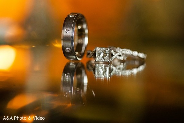 Bridal Jewelry in Jersey City, NJ Indian Wedding by A&A Photo & Video