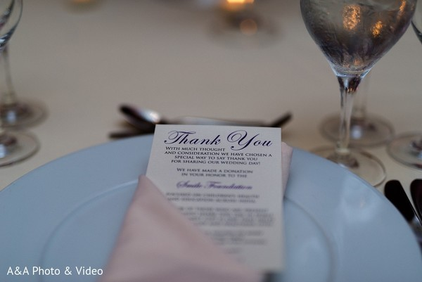 Stationery in Jersey City, NJ Indian Wedding by A&A Photo & Video