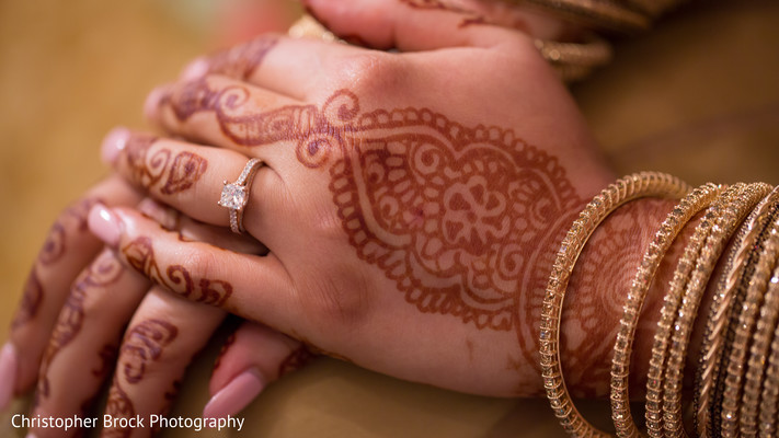 Mehndi in Roswell, GA South Asian Fusion Wedding by Christopher Brock Photography
