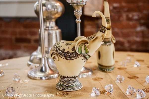 Floral & Decor in Roswell, GA South Asian Fusion Wedding by Christopher Brock Photography