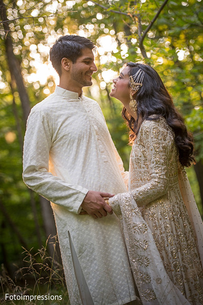 Pre-Wedding Portrait in Syracuse, NY Pakistani Wedding by Fotoimpressions