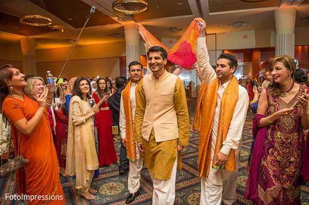 Pre-Wedding Celebration in Syracuse, NY Pakistani Wedding by Fotoimpressions