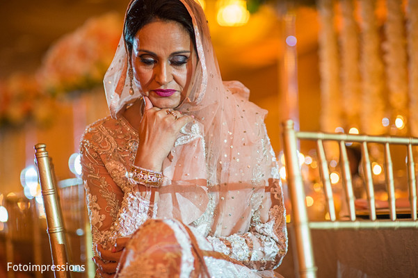 Ceremony in Syracuse, NY Pakistani Wedding by Fotoimpressions