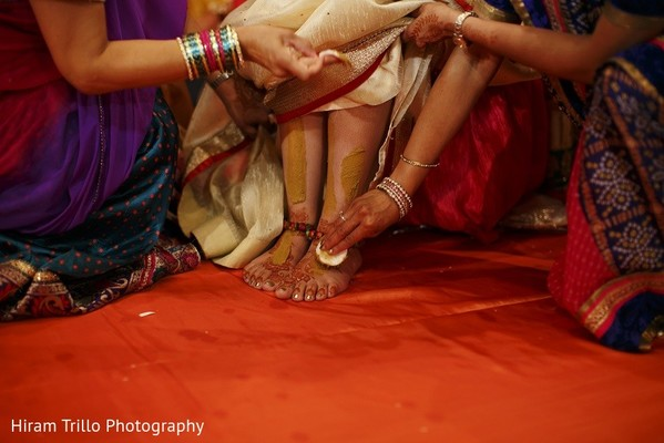 Pre-Wedding Ceremony in Irving, TX Indian Wedding by Hiram Trillo Art Photography
