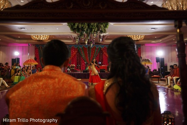 Pre-Wedding Celebration in Irving, TX Indian Wedding by Hiram Trillo Art Photography