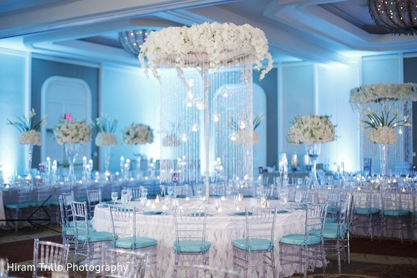 Floral & Decor in Irving, TX Indian Wedding by Hiram Trillo Art Photography